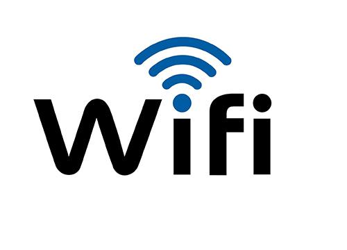 Wi-Fi 完備
