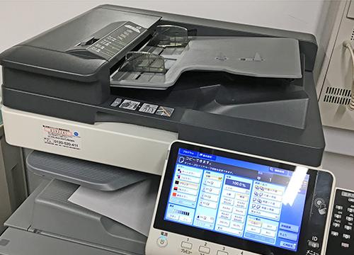 コピー&ファックスサービス
